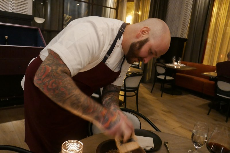 Chef Jimmy Papadopoulos