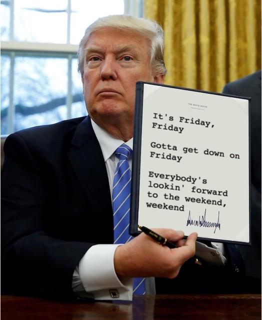 Trump_Itsfriday