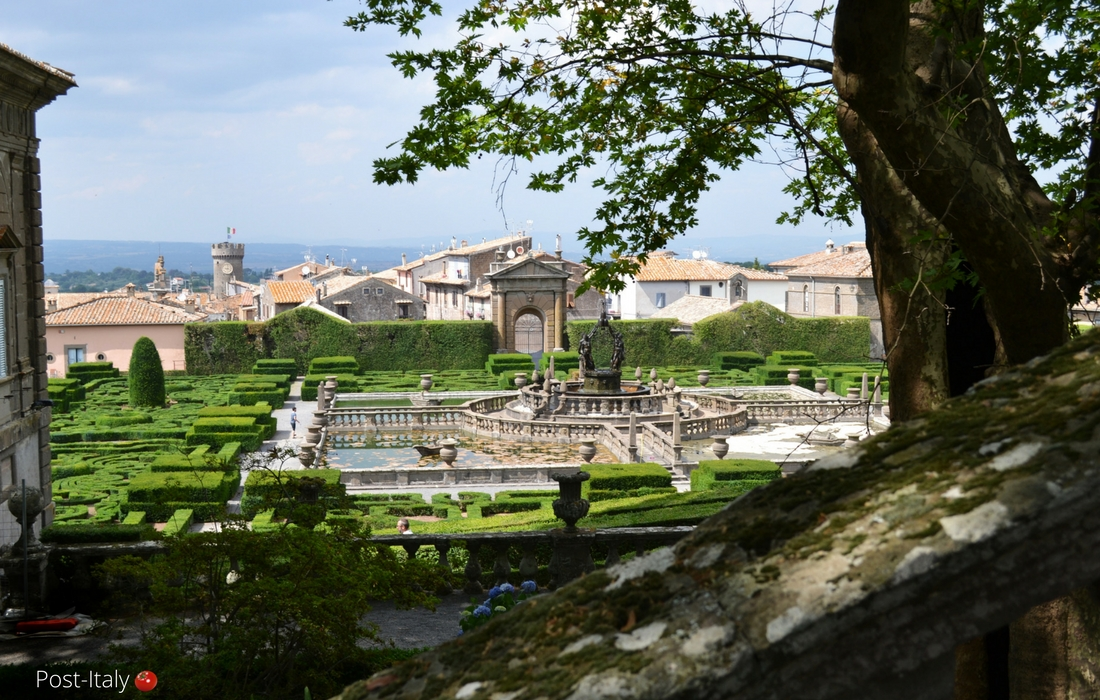 Villa Lante em Bagnaia, Viterbo