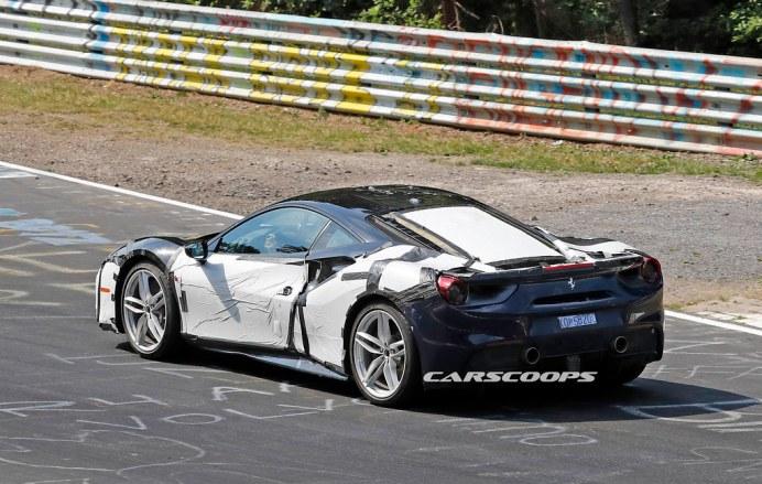 Ferrari-488-GTO-Spy-Shot-4