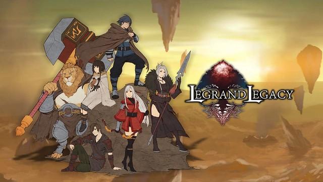 Legrand-Vermächtnis - Plakat