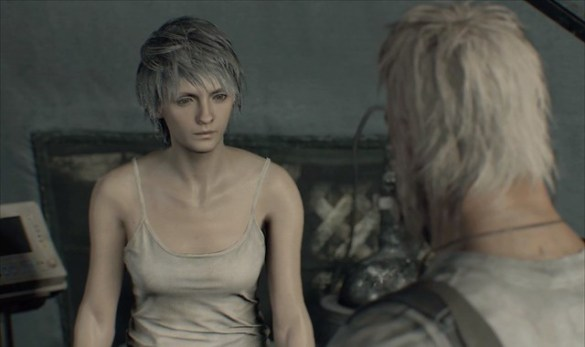 Resident Evil 7 End of Zoe - Zoe