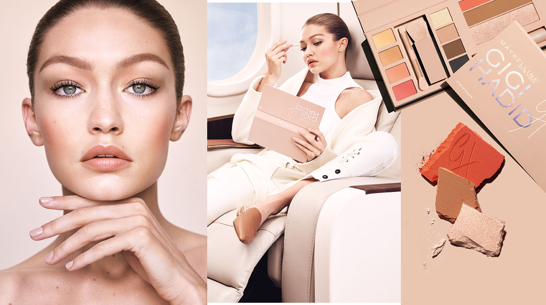 4 Gigi Hadid Jetsetter Palette - Maybelline - Gen-zel She Sings Beauty