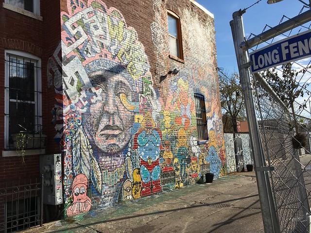 Toltec mural