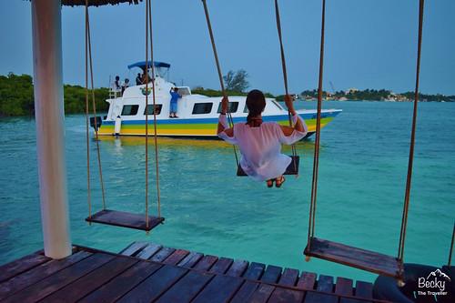 Caye Caulker Belize - relax on Caye Caulker island