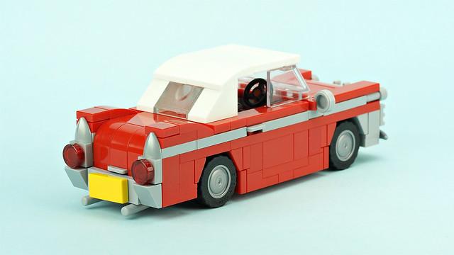 "Vintage Car ""Christine"""