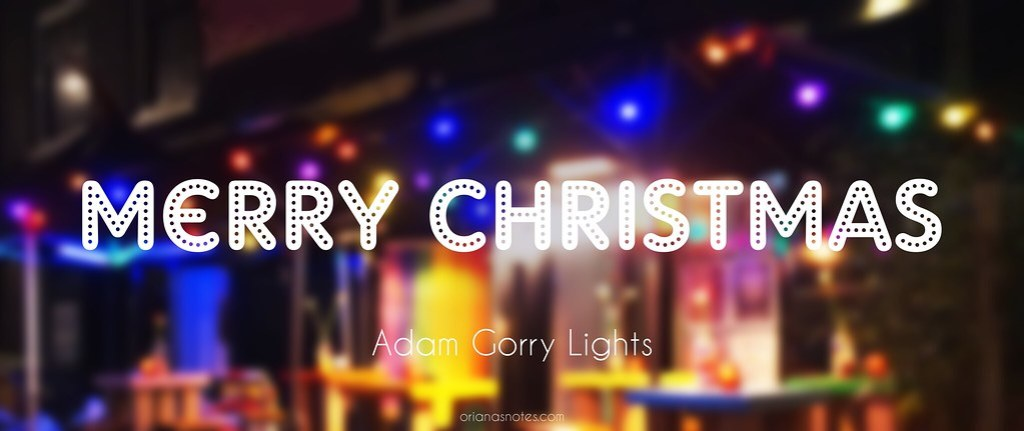 adam gorry lights