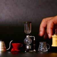[台灣國際咖啡展][台玻哈利歐][N604] HARIO 扭蛋版迷你咖啡器具套組,就在台北南港展覽館咖啡展 N604 展位限量販售,錯過不知道得等到哪一年!