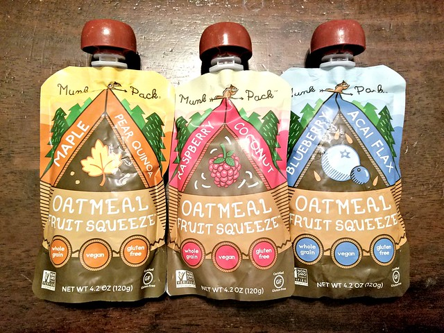 Munk Pack Is Truly Instant Oatmeal