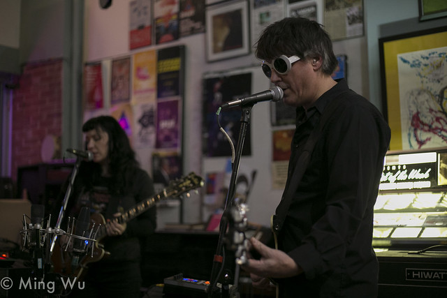 Expanda Fuzz @ The Record Centre