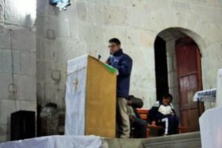 Encuentro de catequistas en zona San Juan de la Prelatura de Sicuani (17-19 nov 2017)