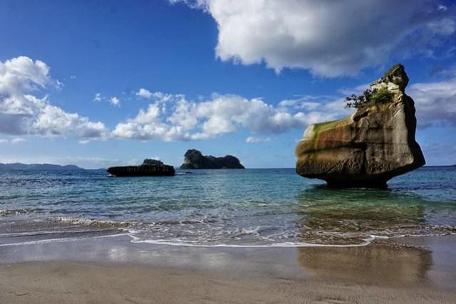 New Zealand- Coromandel- Cathedral Cove 8