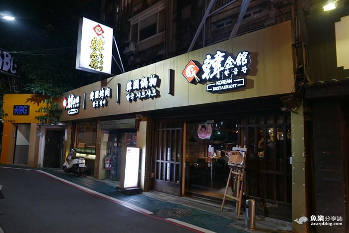 【臺北中山】韓金館- 道地馬鈴薯排骨湯/韓式燒肉 – 魚樂分享誌