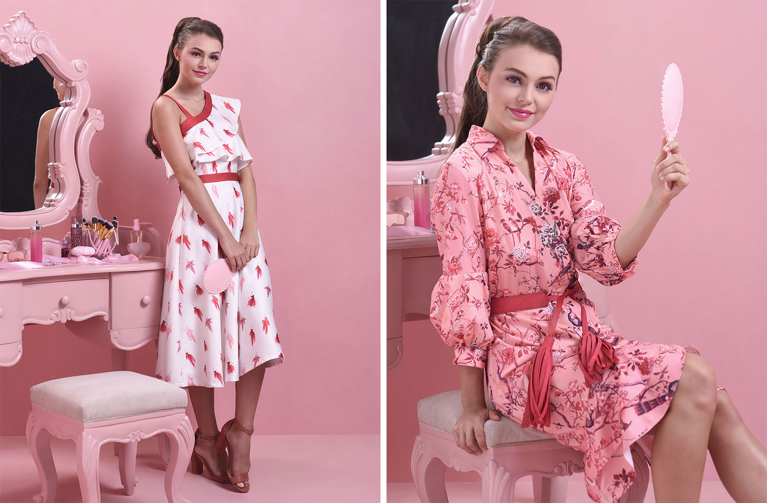 23 Plains and Prints x Barbie Collection - Gen-zel She Sings Beauty