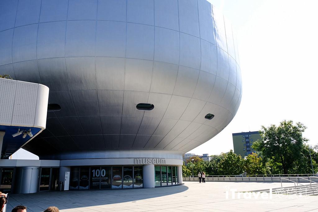慕尼黑景点 BMW Welt宝马世界 (43)
