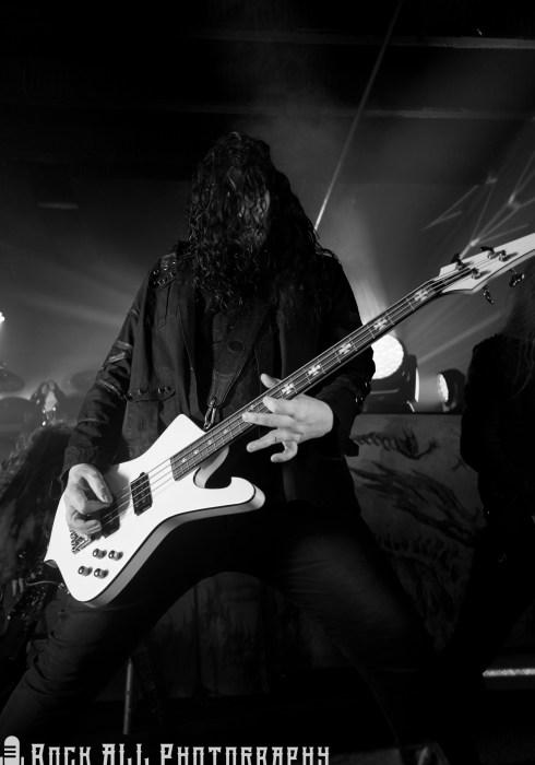 Arch Enemy - 12/5/17 - Alamo City Music Hall