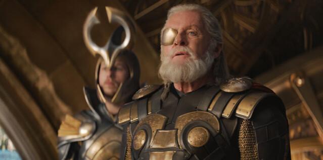 thor-ragnarok Odin