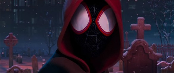 Spider-Man Into The Spider Verse - Miles Morales