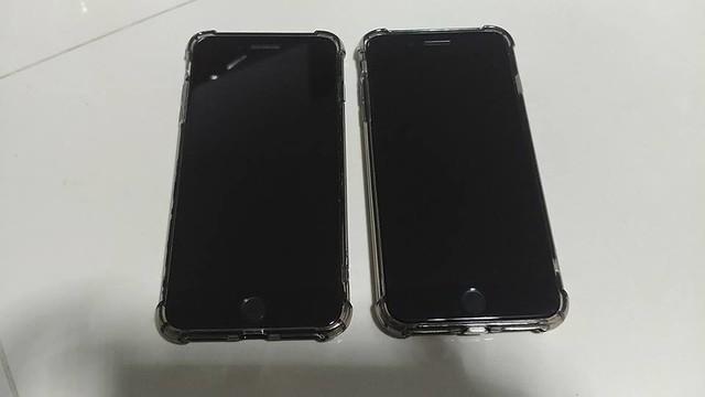 แยกออกไหม อันไหน iPhone 7 Plus อันไหน iPhone 8 Plus