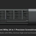 Xiaomi Wiha 24 in 1 Precision Screwdriver Kit 写真 (1)