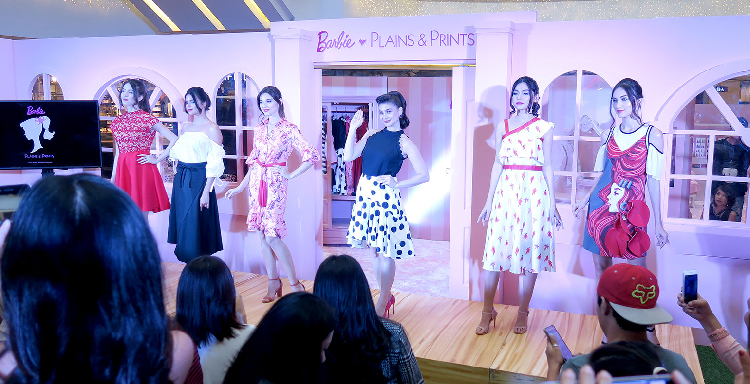 17 Plains and Prints x Barbie Collection - Gen-zel She Sings Beauty