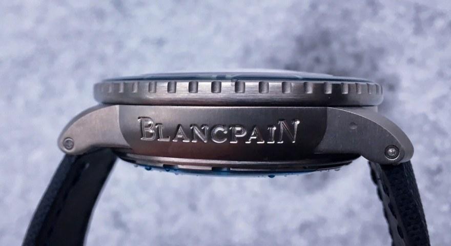 Blancpain Fifty Fathoms Titanium