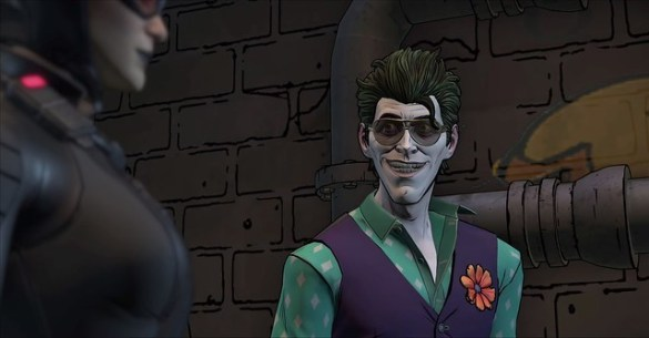 Batman Season 2 - 3 - Joker and Catwoman