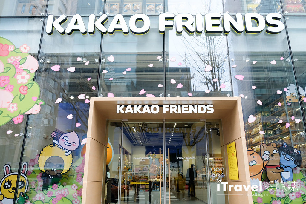 《首爾自由行》8天7夜賞櫻行程攻略:櫻花相伴的美食購物行