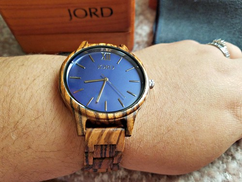 My New JORD Wood Watch