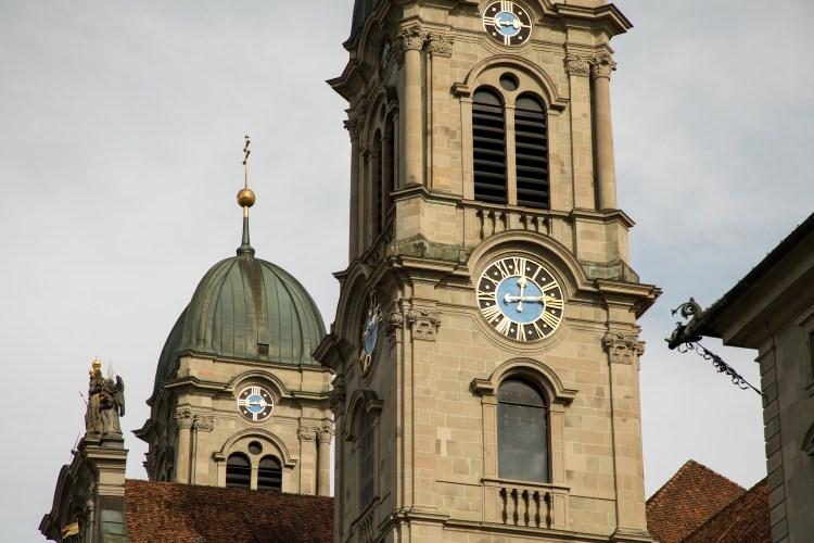 Kloster Einsideln (Einsiedeln Abbey)