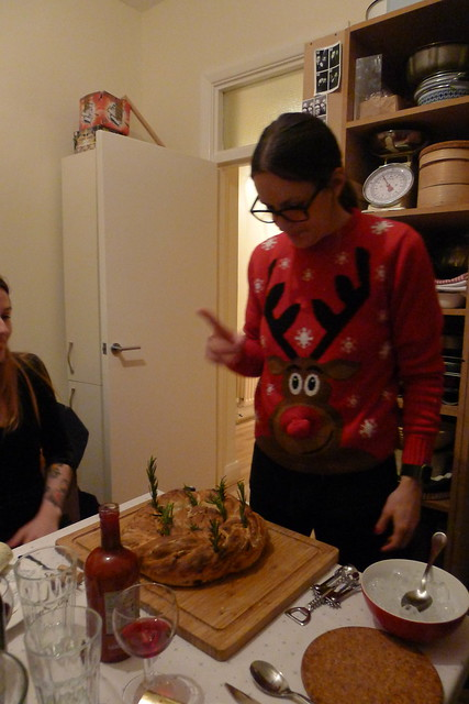 Pomo Cenone di Natale