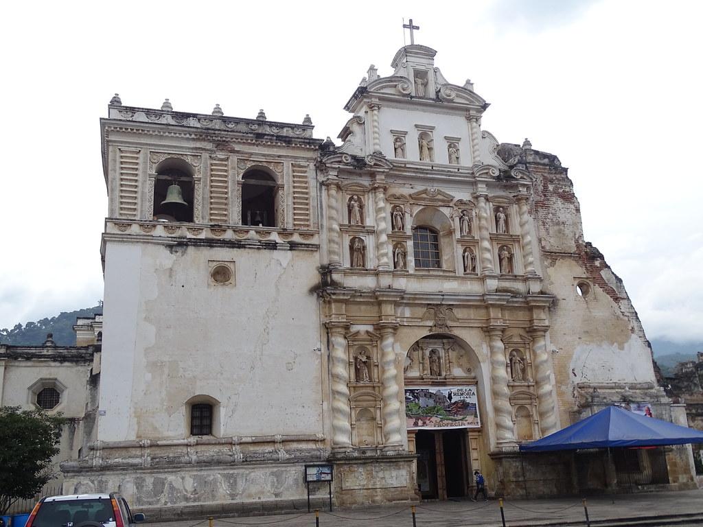 Antigua Templo de San Francisco El Grande Guatemala  01