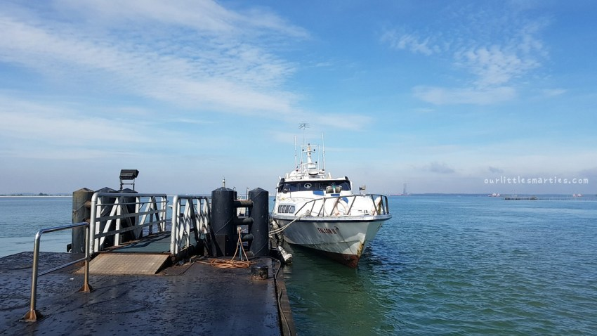 Limbongan Maju Ferry to Desaru