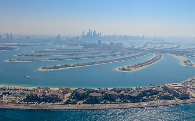DUBAI HELICOPTER TOUR PHOTOS BY DOCGELO