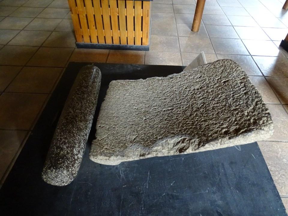 Iximche Museo Arqueologico ciudad Maya Guatemala 03