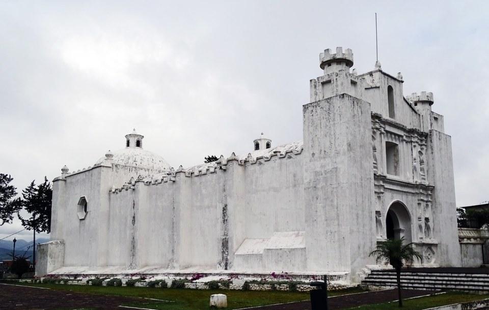 Ciudad de Guatemala Cerrito del Carmen o El Calvario iglesia 02