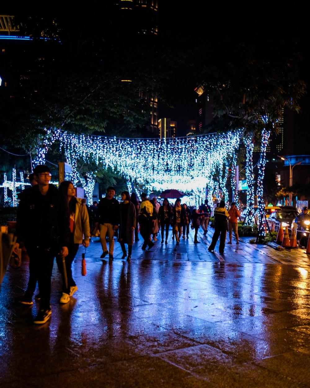 Taiwan Taipei Christmas Land-4