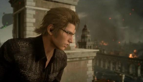 Final Fantasy XV Episode Ignis - Ignis Grappling Hook