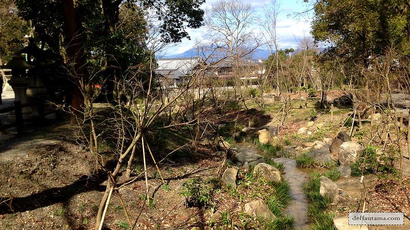 3 Hari Keliling Kyoto - Fushimi Inari Lake