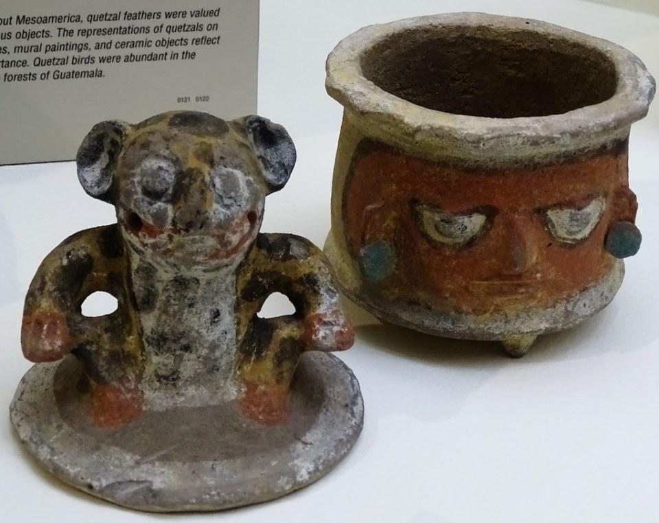 Museo Popol Urnas funerarias Ciudad de Guatemala 15