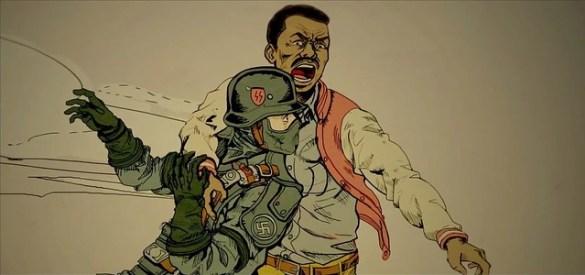 Wolfenstein 2 The Adventures of Gunslinger Joe - The Showdown