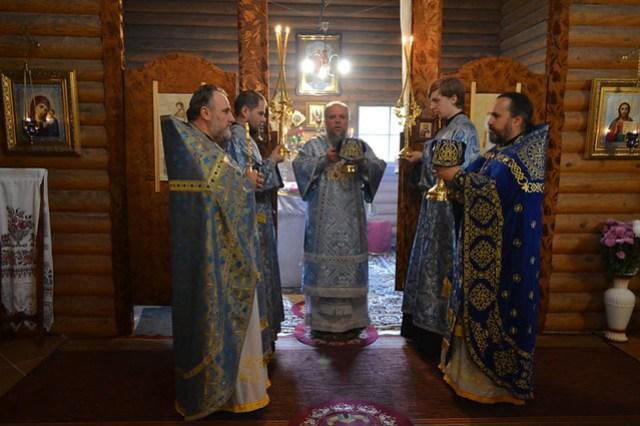 Престольный праздник Казанской иконы Божией Матери 4.11.2017
