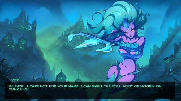 Legends of Elmora - Nymph