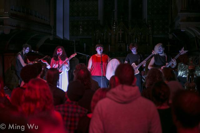 Yamantaka // Sonic Titan @ St. Albans Church