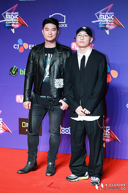 Dynamic Duo at 2017 MAMA in Hong Kong