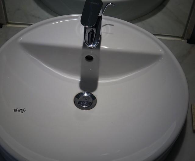 シャトーデシン 洗面台