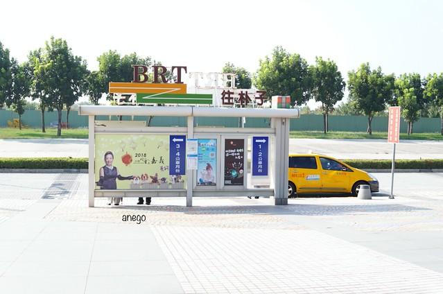 高鉄嘉義站 BRT