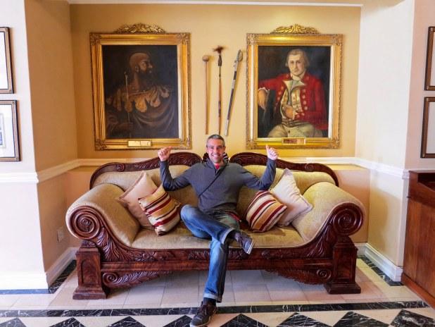 Hotel recomendado en Stellenbosch