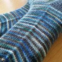 Hurricane Helix Socks