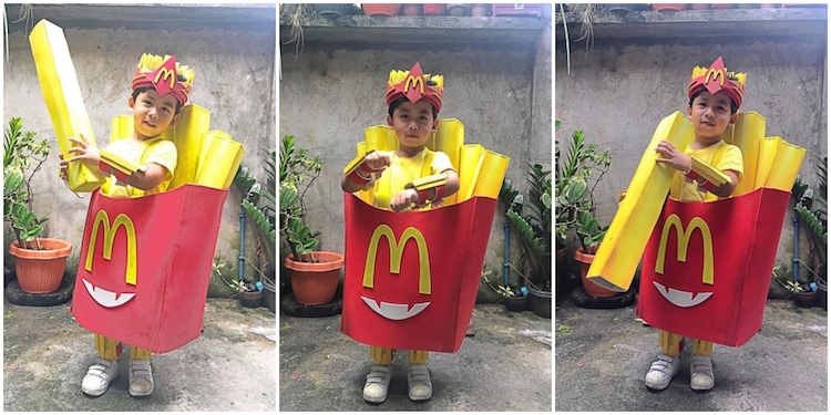 Mommy Anna_McDonalds Fries
